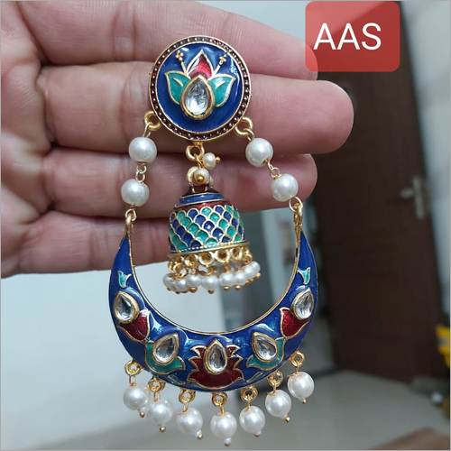 Multicolor Designer Earrings