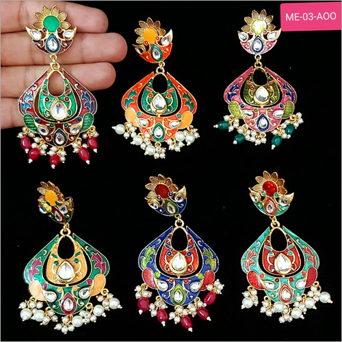 Multicolor Fashionable Earrings