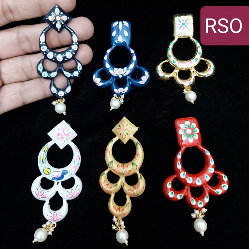Artificial Long Earrings