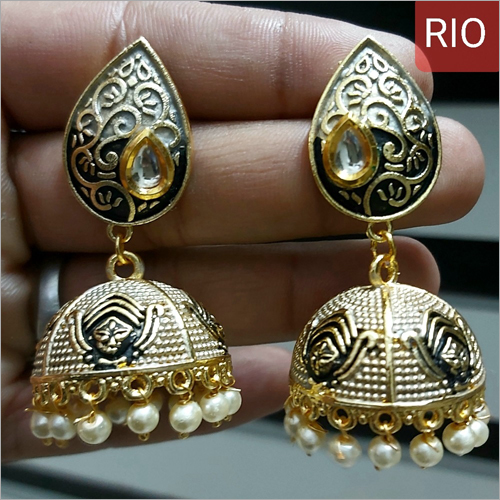 Traditional Artificial Jhumka
