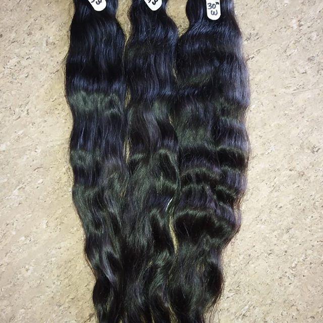 Human Hair Ponytail