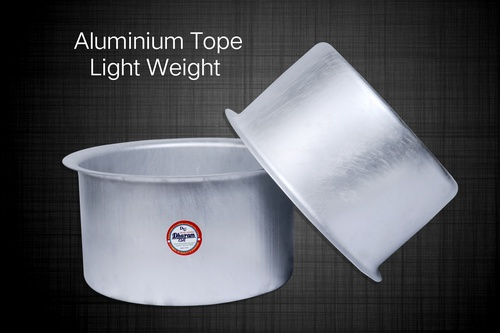 Aluminium Tope Light Weight