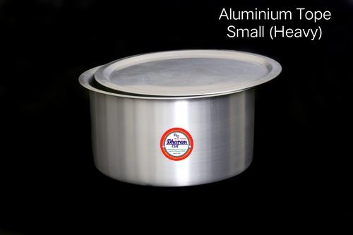 Aluminium Small Tope