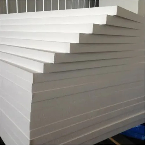 White Thermocol Sheet