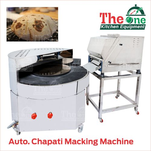 AUTOMETIC ROTI MACHINE