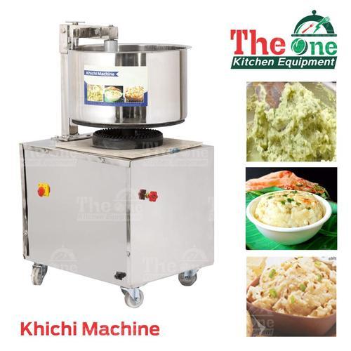 Khichi Making Machine