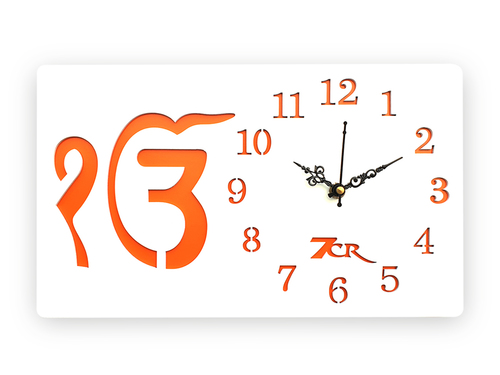 Onkar Wall Clock