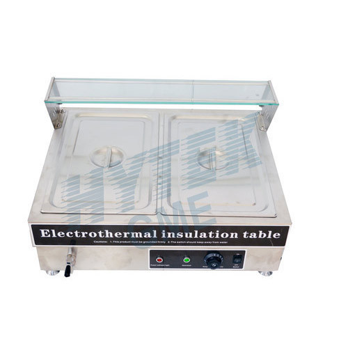 Bain Marie Table Top 2 Pan