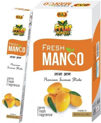 Fresh Mango Agarbatti Burning Time: 4.5 Minutes