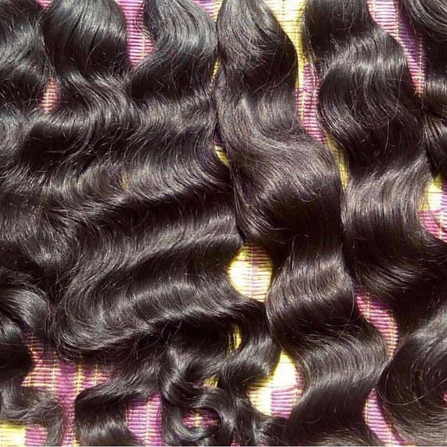 Virgin Human Hair Weft