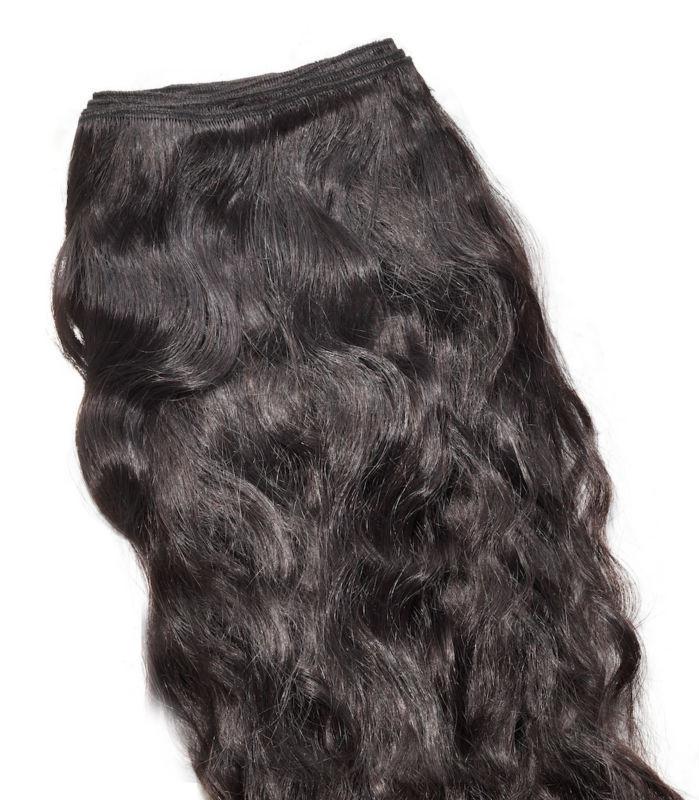 NATURAL SILKY HUMAN HAIR