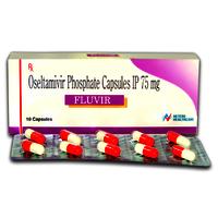 FLUVIR 75 Oseltamivir Phosphate Capsules
