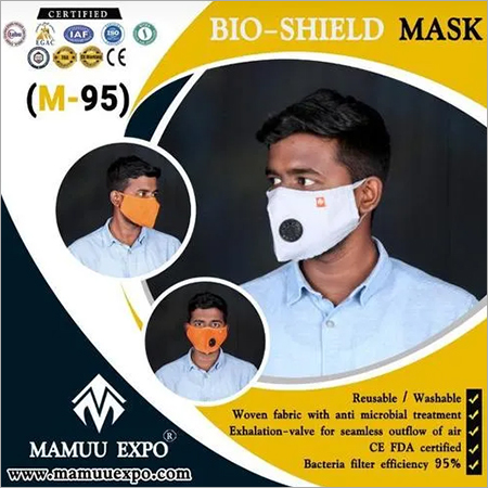 Bio Shield Mask M95