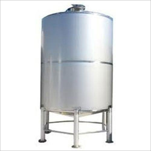 Stainless Steel And Storage Tank