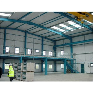 Designing Of Factory Shed