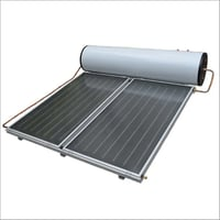 Flat Plate Thermosyphon Integrating Solar Water System