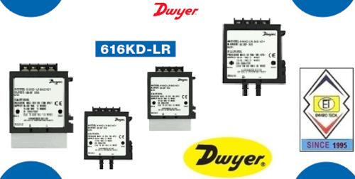 Dwyer 616KD-A-13-V Differential Pressure Transmitter