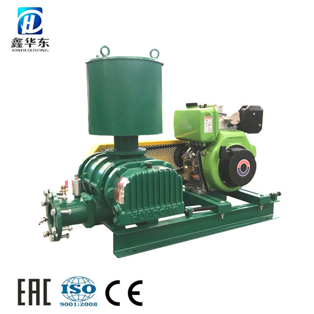Roots Air Blower for Aquaculture Farms