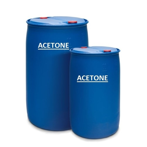 Acetone (CH₃)₂CO