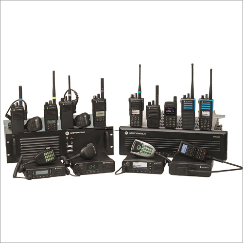 Motorola Digial Two Way Radios