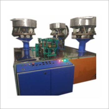 Berry-Flower Cap Assembly Machine