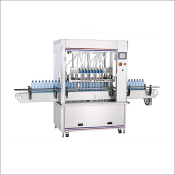 Cream - Liquid Filling Machine