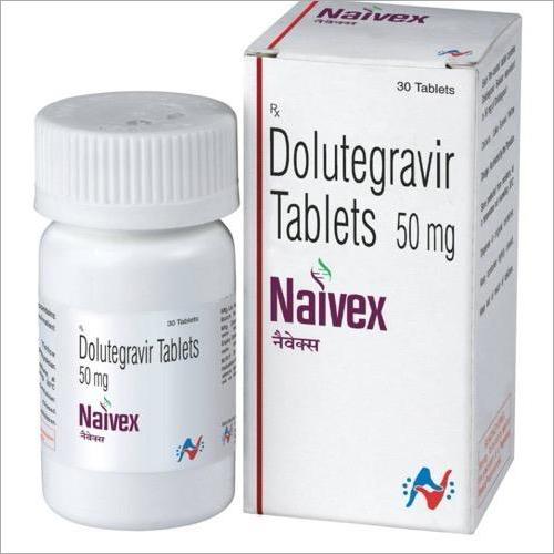 50 mg Dolutegravir Tablets