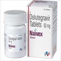 Naivex Dolutegravir 50mg Tablets