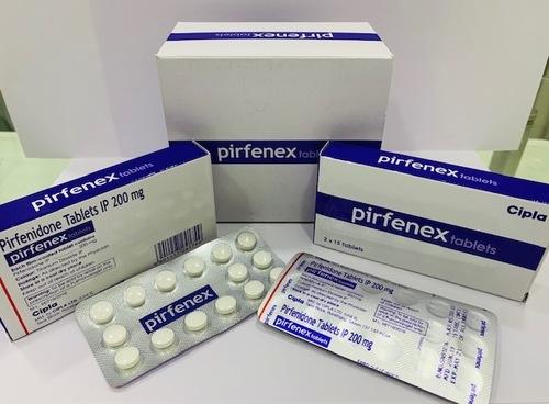 200 mg Pirfenidone Tablets IP