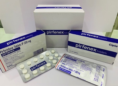 Pirfenex 200mg Tablet