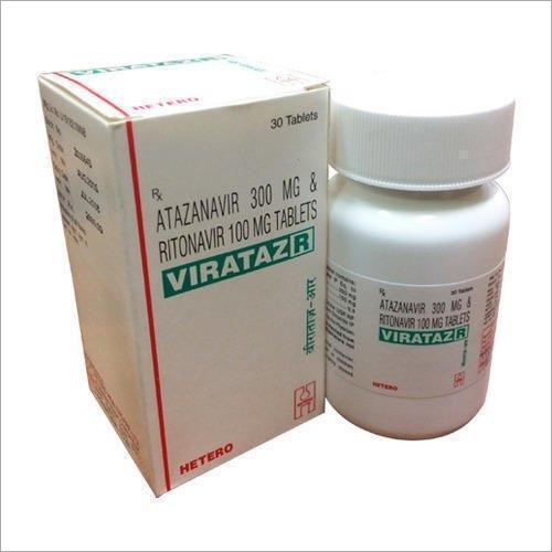 Atazanavir And Ritonavir Tablets