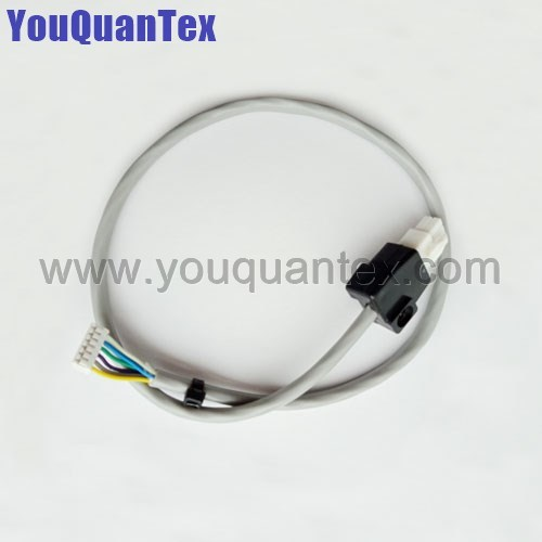 Contacter With Cable For Saurer
