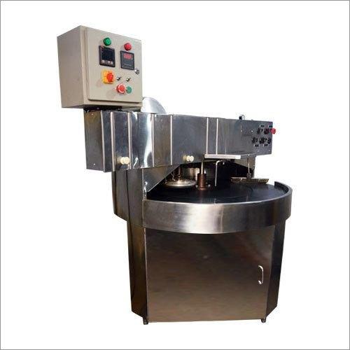 600 To 1100 Piece-hr Semi Automatic Chapati Making Machine