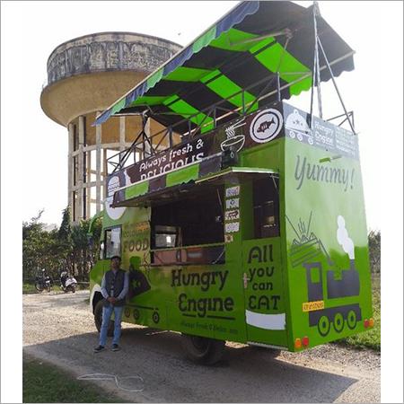 Global Expert Food Truck (Restaurant Food Truck)