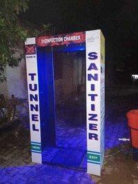 manual sanitization tunnel