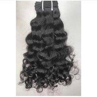 VIRGIN REMY  SHORT INDIAN HAIR
