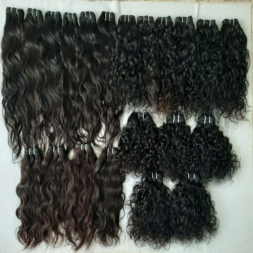 Raw Natural Curly Virgin Hair