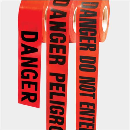 Barricade Caution Danger Warning Tape