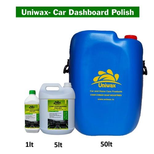Dashboard Polish