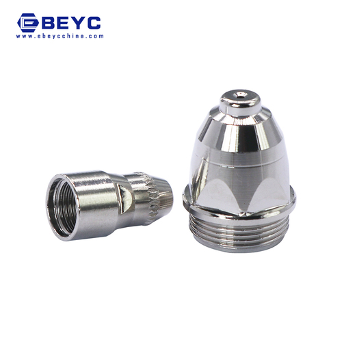 Black Worf P80 consumable parts nozzle and electrode