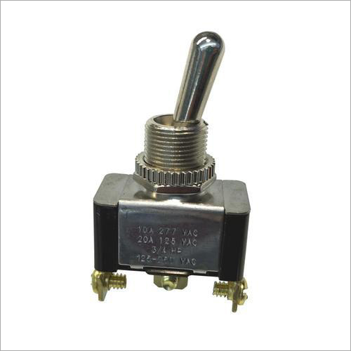Brass Toggle Switch Part