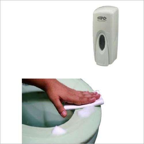 Clearex Toilet Seat Sanitizer Foam