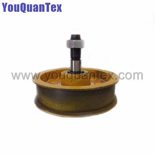 Pulley for Saurer