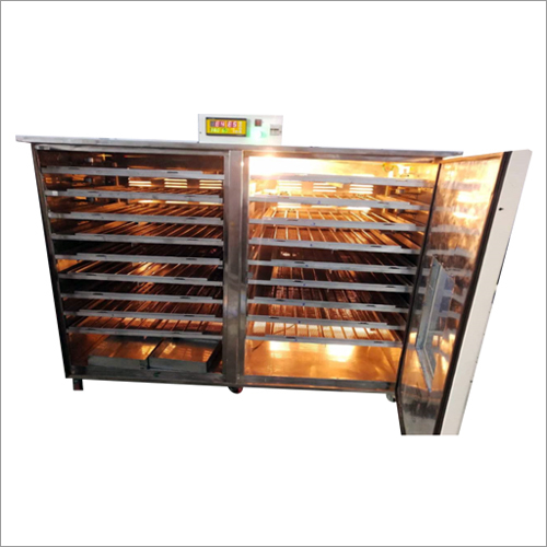 SS-304 3000 Egg Body Automatic Incubator