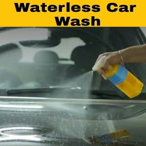 Car Dry Or Interior Cleaner