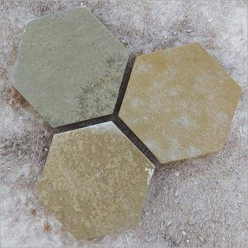 Hexagon Nimbahera Stone