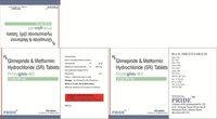 Prideglim M2 mg (Glimipride + Metformine)