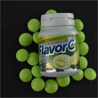 Flavor C Lemon and Mint Chewing Gum