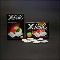Xfresh Watermelon Gum