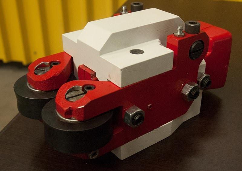 Roller Guide Box
